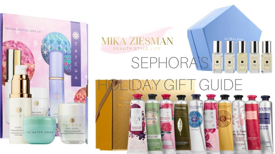 SEPHORA'SHOLIDAY GIFT GUIDE